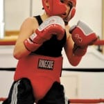 Sports of All Sorts I: Sweet kid with wicked punch