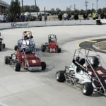Ride and drive quarter midget racers Oct. 23