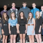 Photo: Bishop Ready homecoming court