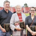 Three inducted into London High School Halls of Fame
