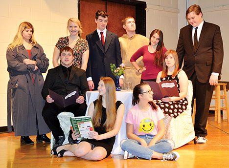 Madison-Plains actors loving one-act plays - Columbus Messenger