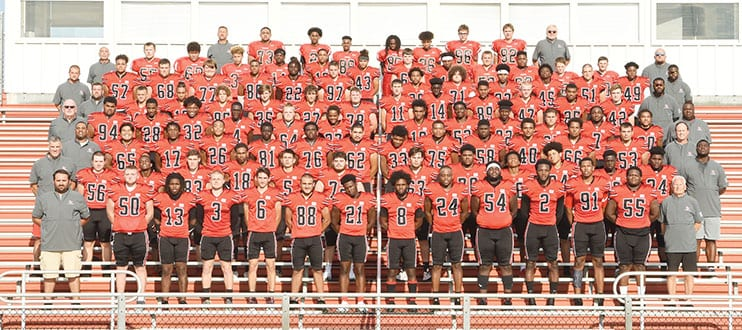 cruisers clinch share of occ football title